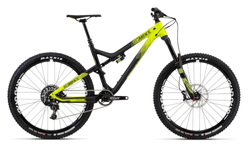 Les vélos Commencal Commen12