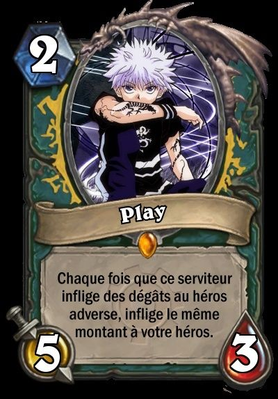 Il renait des cartes ! Play10