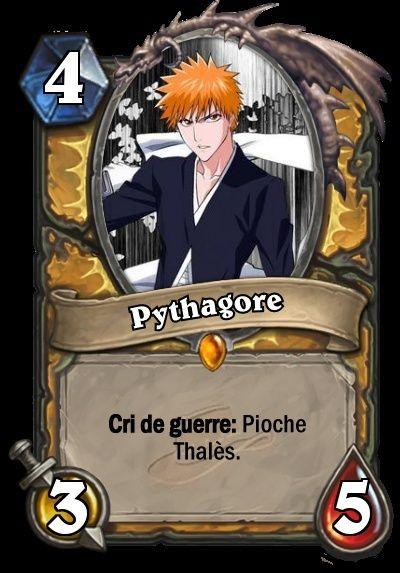 Il renait des cartes ! Pythag10