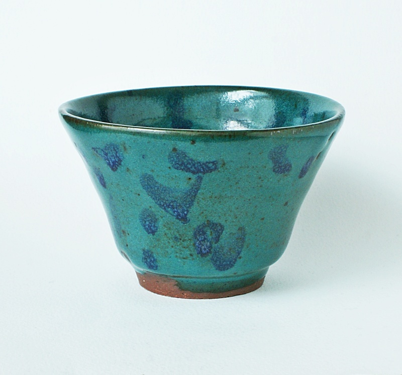 Studio Pottery Signed Rice Bowl (Unknown Marks) Dsc01710