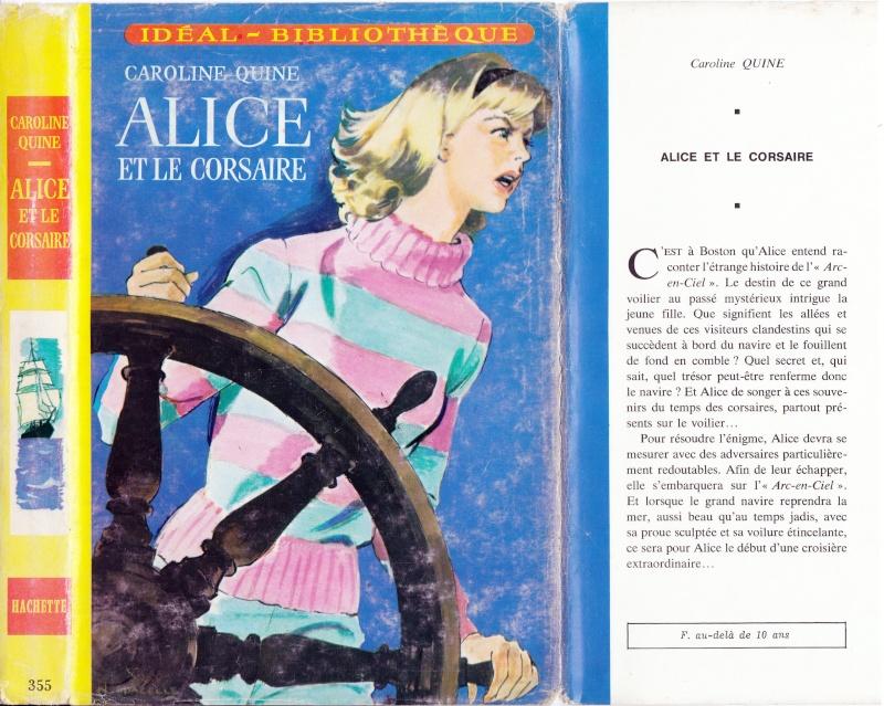Recherches sur les anciennes éditions d'Alice (Titres 1 à 15) Lettre13