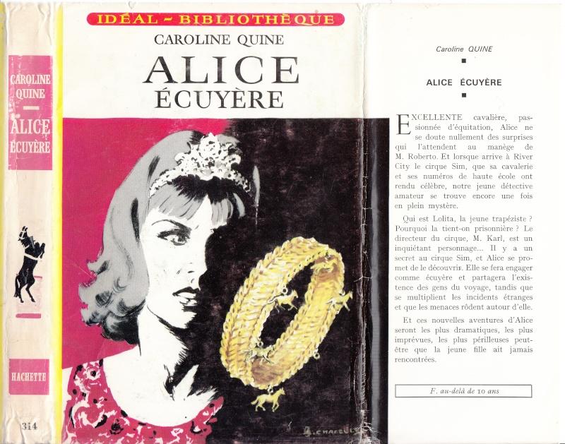 Recherches sur les anciennes éditions d'Alice (Titres 1 à 15) Lettre17