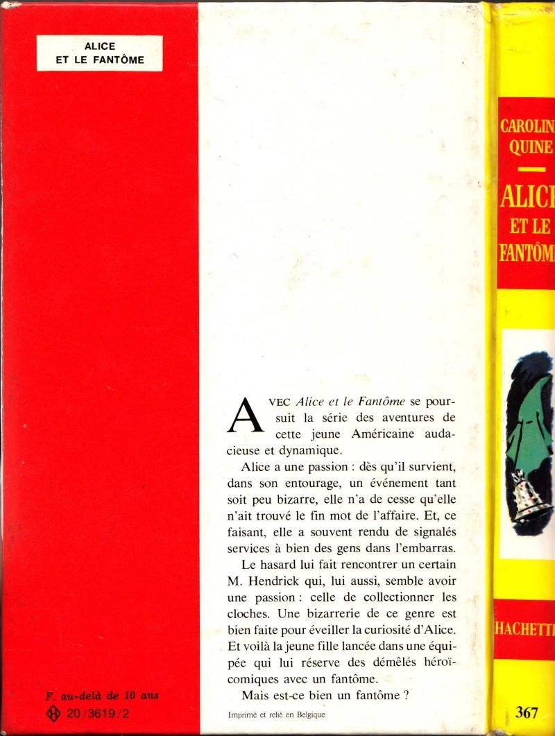Recherches sur les anciennes éditions d'Alice (Titres 1 à 15) Lettre21