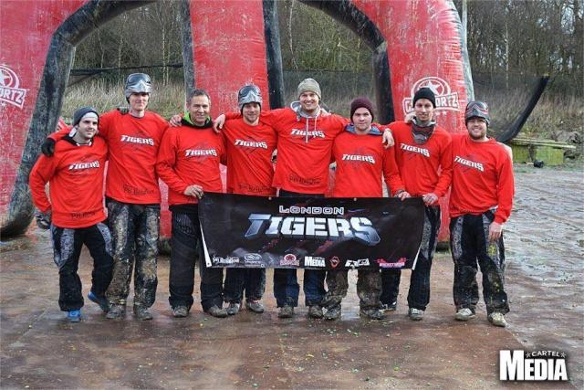 Team London Tigers quit Millénnium Série CPL.  London10