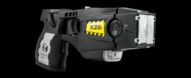 TASER X26 LSPD Taser-10