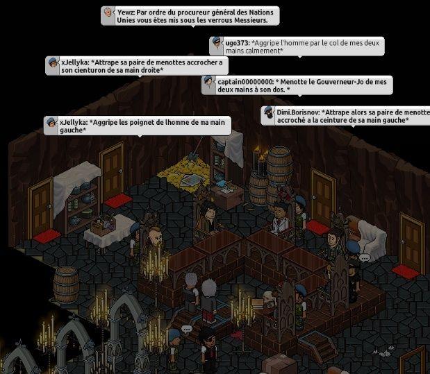 [Intervention Raid] Clan Depecco du Crime-Syndicate Opy410