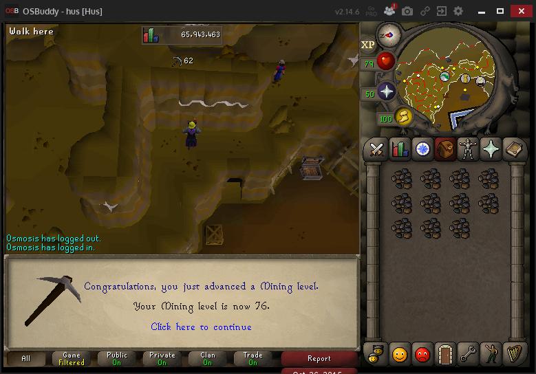 Hus' progress thread Mining11