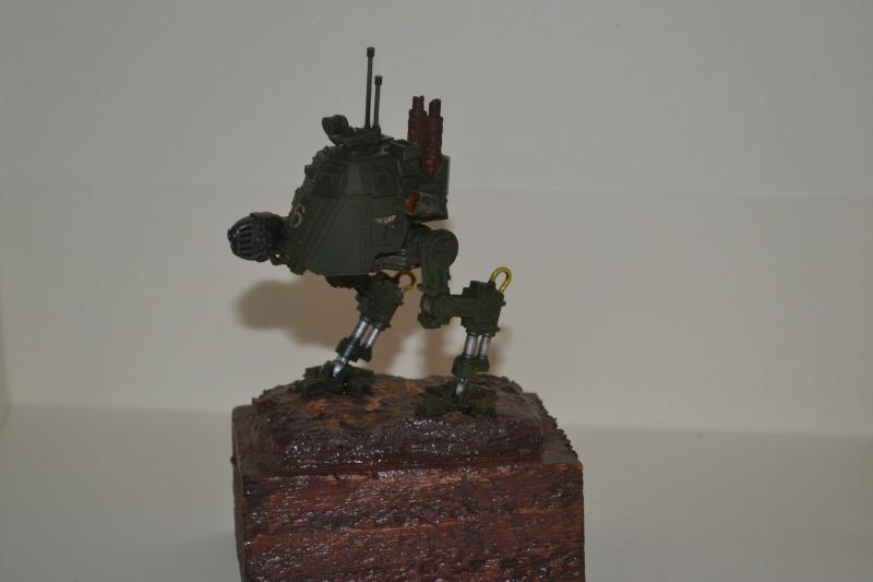 Warhammer 40k Imperial Guard Sentinel Dsc_2610