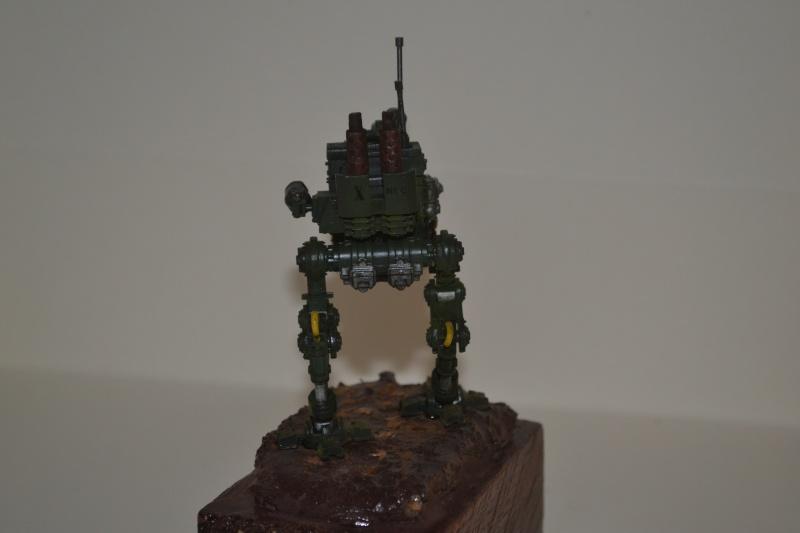 Warhammer 40k Imperial Guard Sentinel Dsc_2611