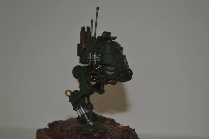 Warhammer 40k Imperial Guard Sentinel Dsc_2612