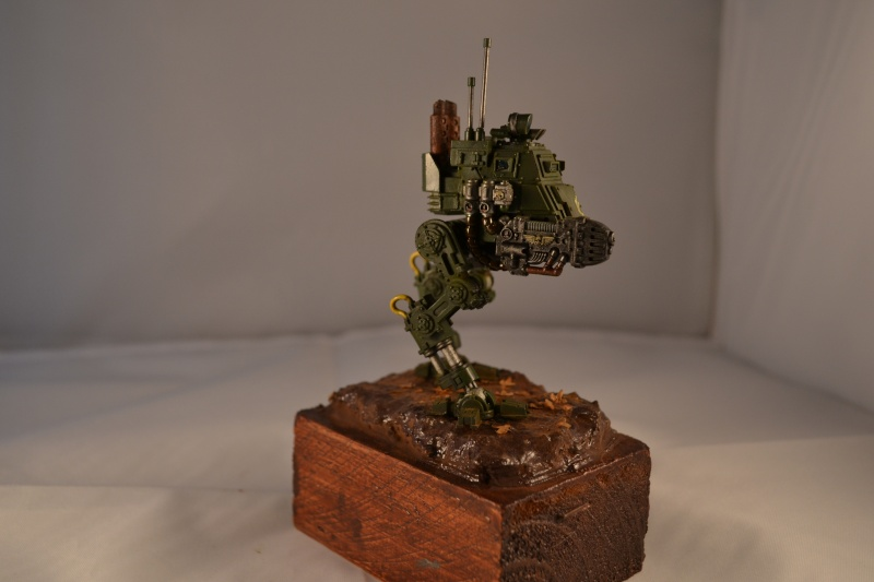 Warhammer 40k Imperial Guard Sentinel Dsc_2613