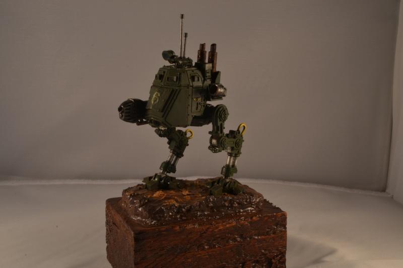 Warhammer 40k Imperial Guard Sentinel Dsc_2614