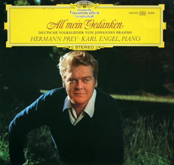 Hermann Prey (1929-1998) Brahms10