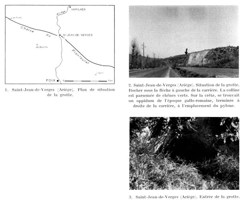 2.1.3. L'exemple de la grotte TUTO DE CAMALHOT (Saint-Jean-de-Verges, Ariège). Tuto_d10