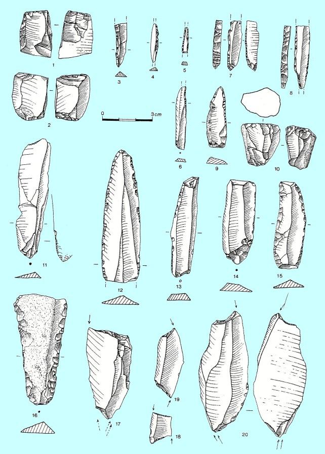 2.1.3. L'exemple de la grotte TUTO DE CAMALHOT (Saint-Jean-de-Verges, Ariège). Tuto_o10