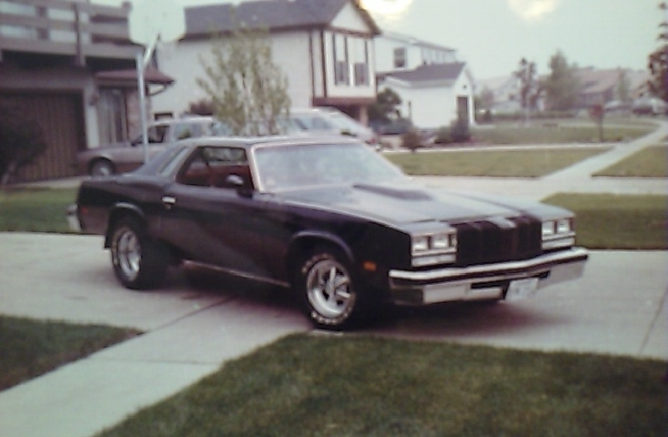 '76 Cutlass High School tribute restoration. Update: frame swap. 76_cut11