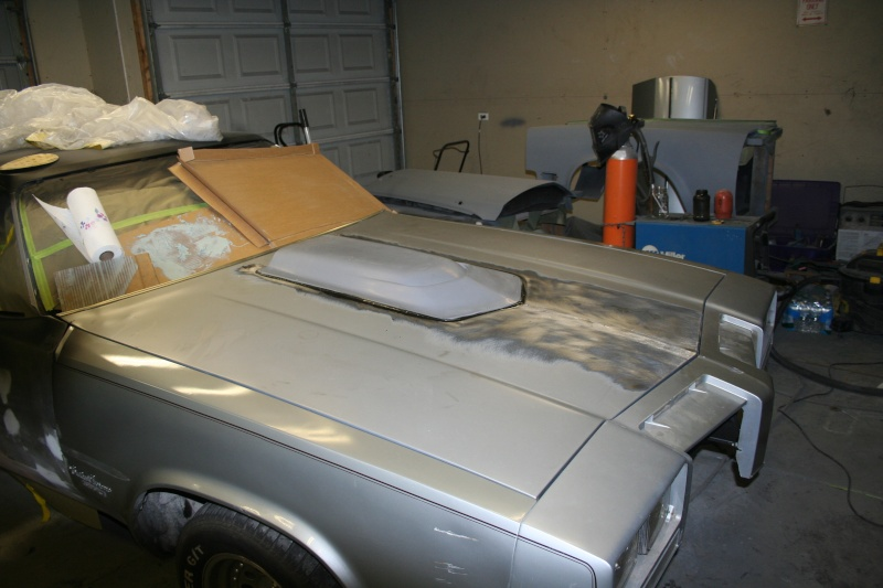 '76 Cutlass High School tribute restoration. Update: frame swap. Cutlas22