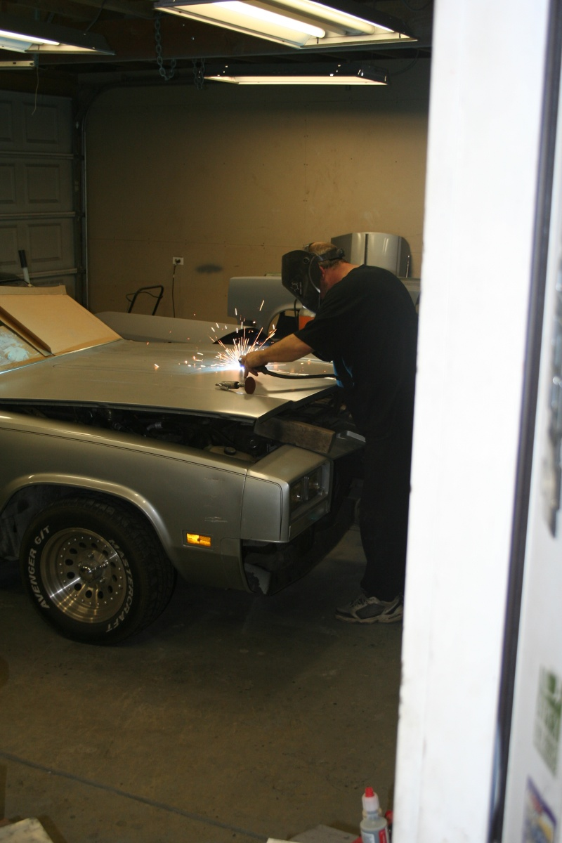 '76 Cutlass High School tribute restoration. Update: frame swap. Cutlas25