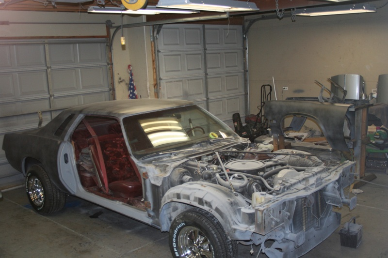 '76 Cutlass High School tribute restoration. Update: frame swap. - Page 3 Teardo11