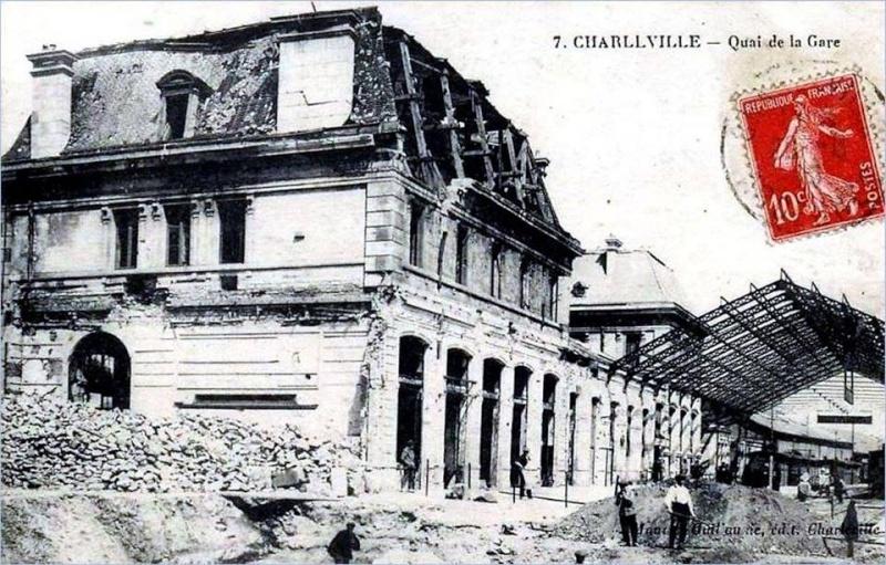 Charleville Mézières, et ses cartes postales anciennes 11219410