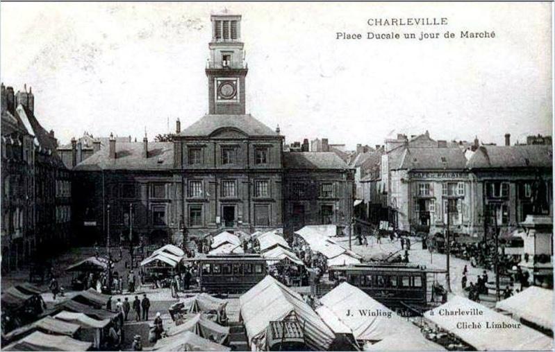 Charleville Mézières, et ses cartes postales anciennes 12075010