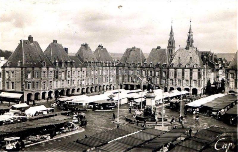Charleville Mézières, et ses cartes postales anciennes 12274511