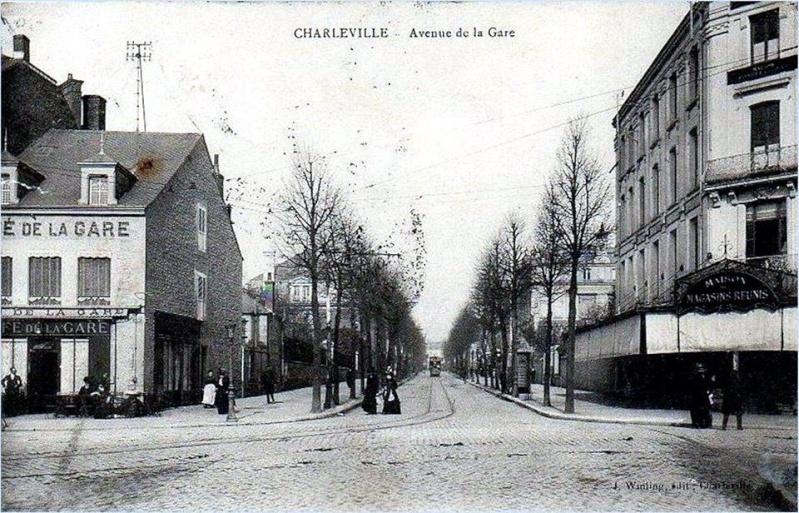 Charleville Mézières, et ses cartes postales anciennes 12274512