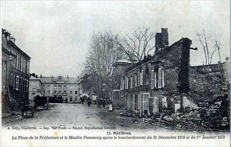 Charleville Mézières, et ses cartes postales anciennes 12279010