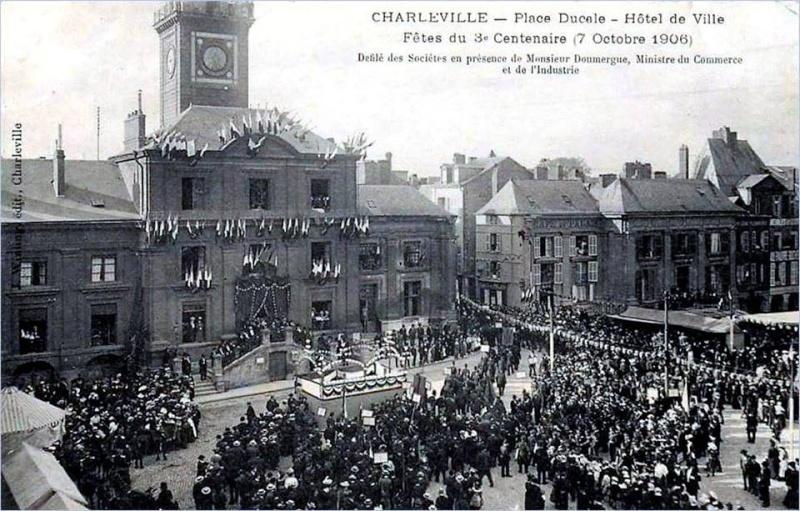 Charleville Mézières, et ses cartes postales anciennes 12279012