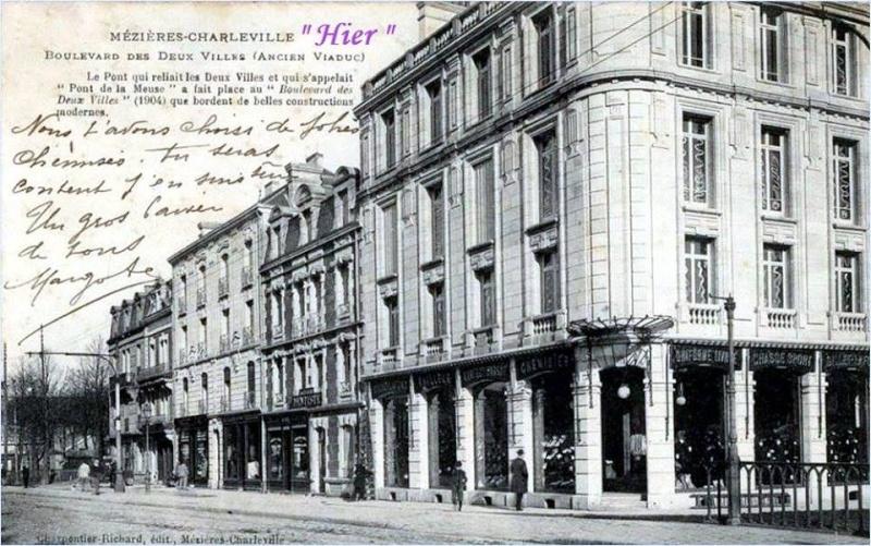 Charleville Mézières, et ses cartes postales anciennes 12295310