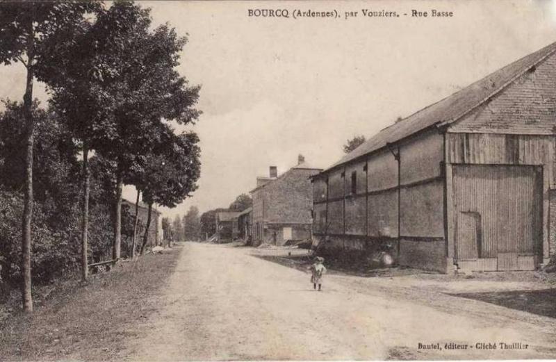 Bourcq, et ses cartes postales anciennes 12295410
