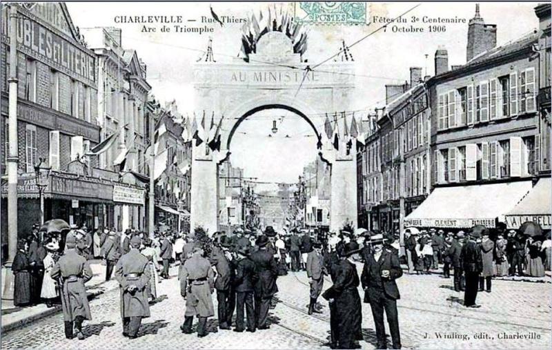 Charleville Mézières, et ses cartes postales anciennes 12308710