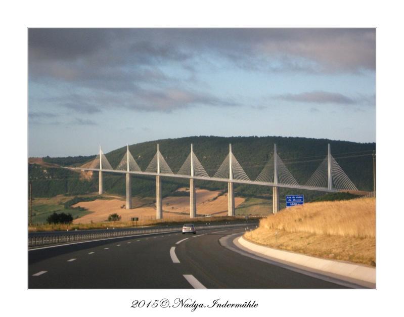 Viaduc de Millau Cadre100