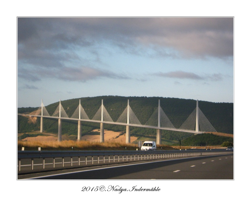Viaduc de Millau Cadre101