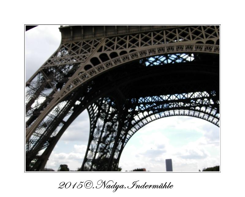Paris et sa Tour Eiffel Cadre386