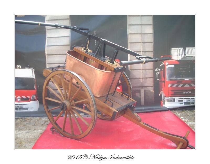 Paris, et ses pompiers Cadre389