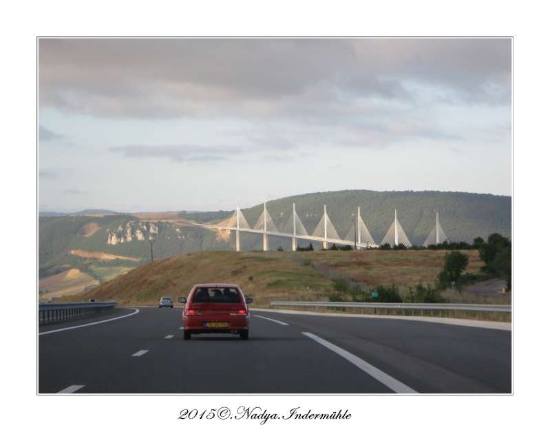 Viaduc de Millau Cadrer99