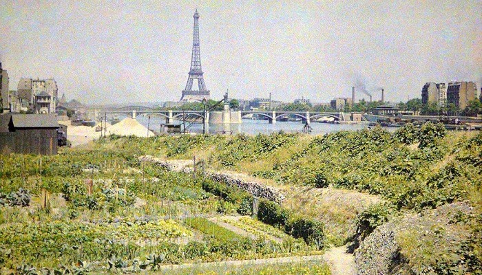Paris, il y a 100 ans Photos10