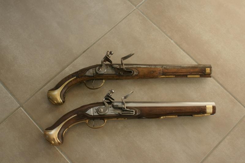 Besoin de vos avis / pistolet a silex dans le style 1733 173311