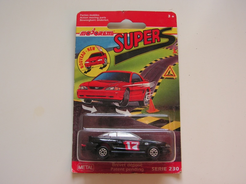 N°205S/206S FORD MUSTANG IV COUPE Mustan10