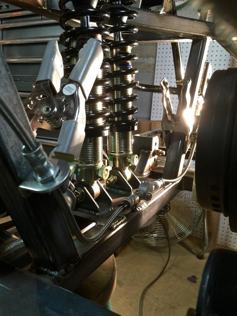 Classic R #27 Build - Hubs, Calipers, Flexible Brake Hoses Brake-14