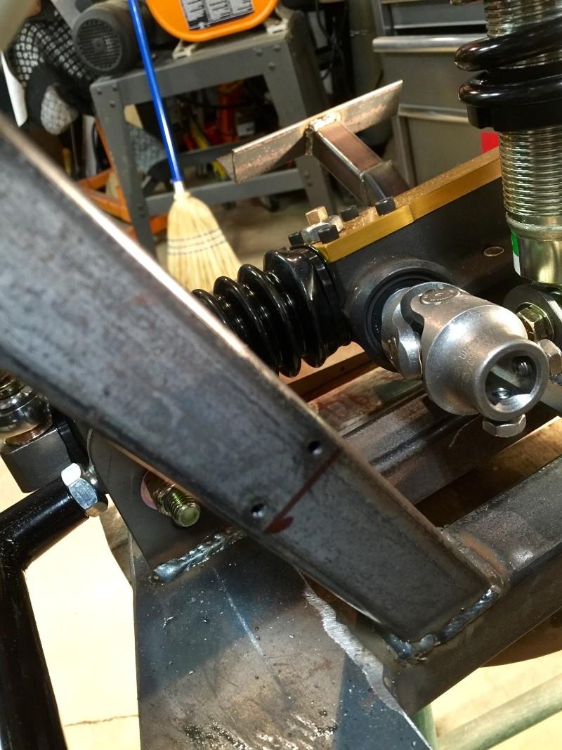 Classic R #27 Build - Hubs, Calipers, Flexible Brake Hoses Brake-15