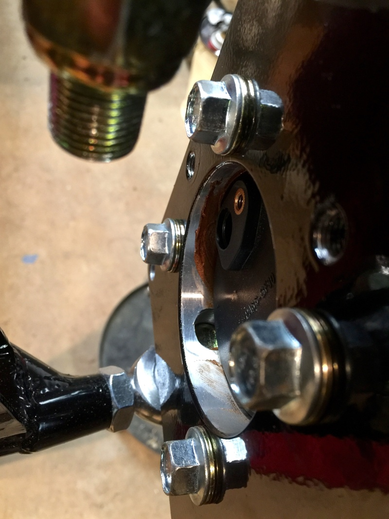 Classic R #27 Build - Hubs, Calipers, Flexible Brake Hoses Front-15
