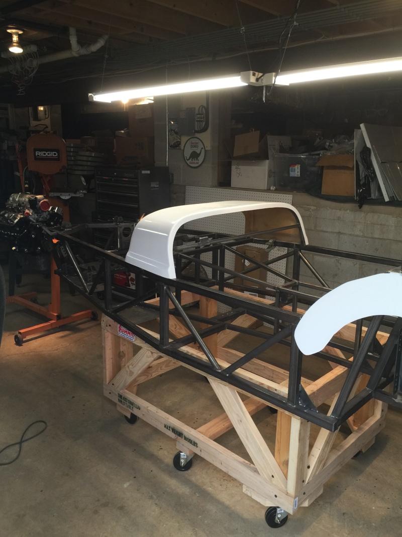 Classic R #27 Build Img_1914