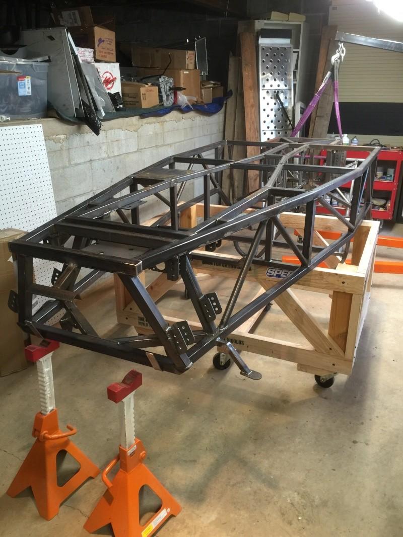 Classic R #27 Build Img_2013