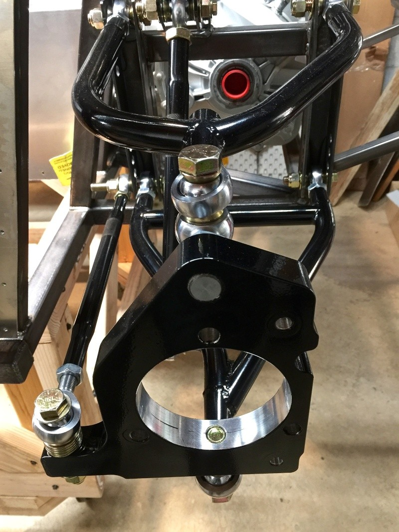 Classic R #27 Build - Hubs, Calipers, Flexible Brake Hoses Spindl16
