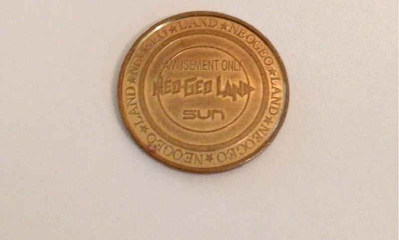 Neo Geo pays coin-snk Neo Geo AES MVS-rare Merchandise from Japon! ebay  _5711