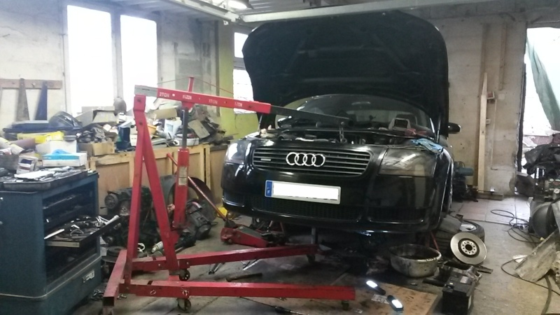 Audi tt mk1 quattro 20151111