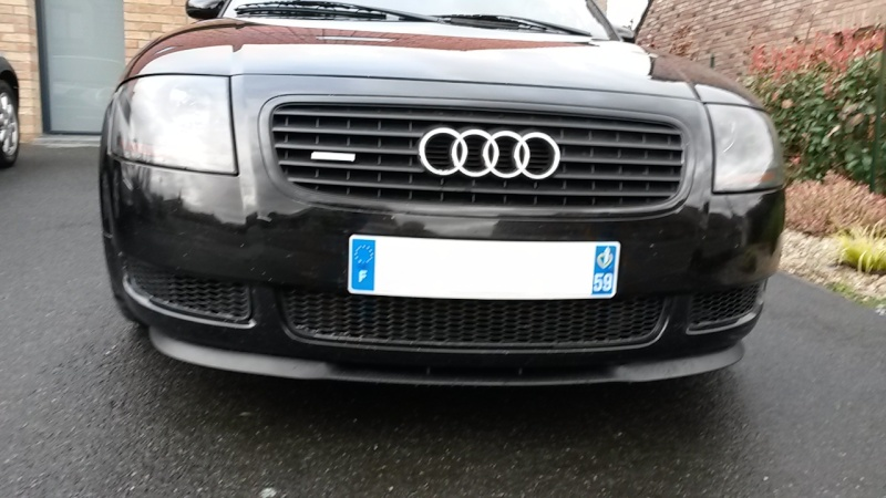 Audi tt mk1 quattro 20160112