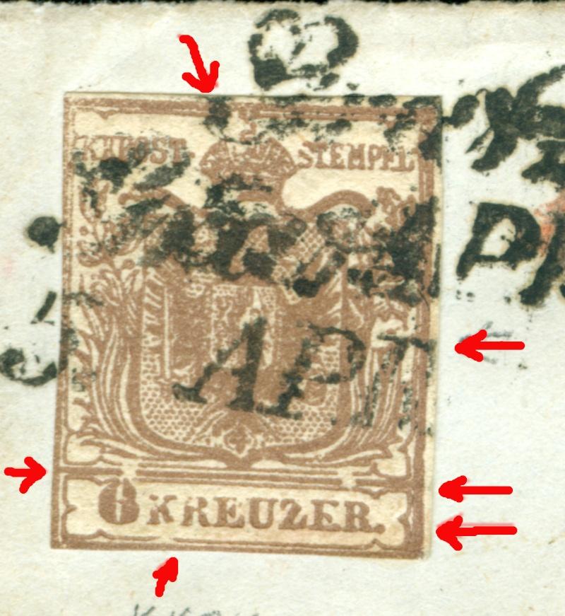 Die erste Österreichische Ausgabe 1850 - Seite 7 1850_610